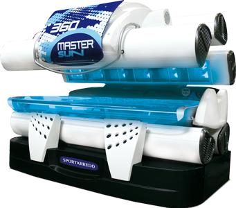 Welcome To The Mastersun 360 The Most Powerful Tanning