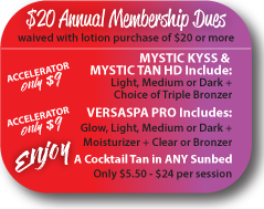 membership dues denver tanning salon sunbed tanning spray tan sunless