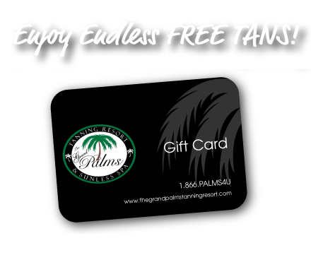 buy palms tanning resort tan gift cards